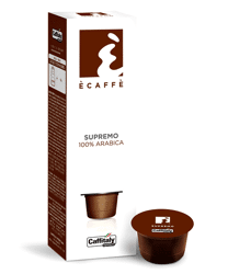 Ecaffe' Supremo 100% Arabica for caffitaly
