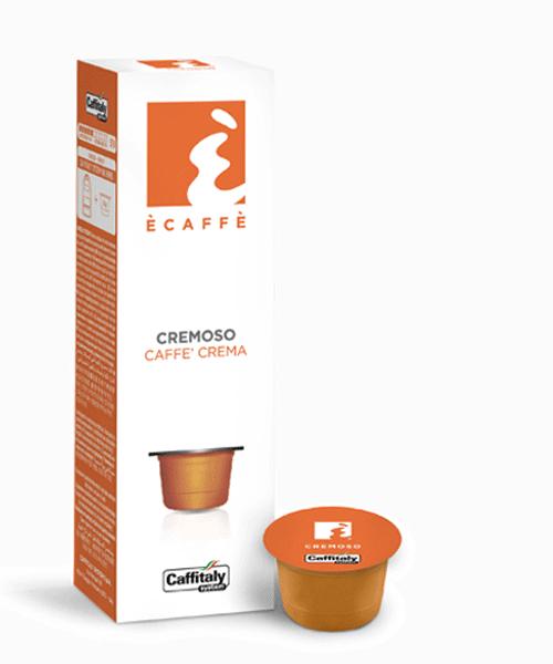 Ecaffe' Cremoso for Caffitaly